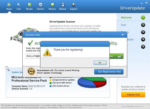 Slimware Driver Update Crack v5.8.19.60 Plus Registration Key Download Free